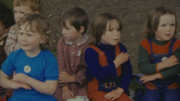 Children in Monkstown Naíonra (1984)