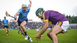 Wexford pipped Dublin in Wexford Park last year