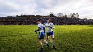 Monaghan will host Armagh in Clones