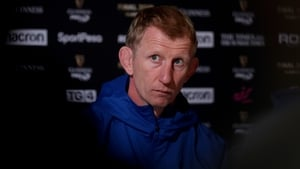 "Leo Cullen: ""There's so much at stake."""