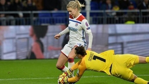 Ada Hegerberg is the biggest threat for Lyon