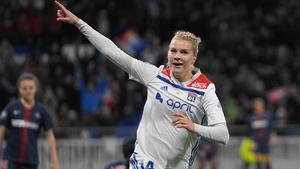 Ada Hegerberg is closing on a return to action