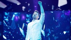 5) Russia - Sergey Lazarev with Scream