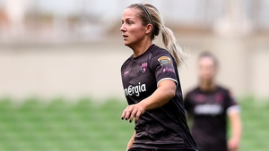 Katrina Parrock scored an early goal for Wexford Youths