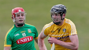 Jack Regan of Meath (l)