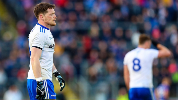 'I get the very strong feeling that that is the end of this outstanding, vigorous Monaghan run for eight or nine years now'