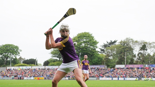 Rory O'Connor is named at corner forward for Wexford