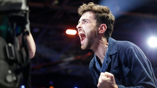 Duncan Laurence for The Netherlands was victorious at this year's Eurovision Song Contest