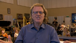 Watch: Andre Rieu's special birthday message to John Sheahan