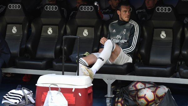 Gareth Bale looks set to either leave Madrid or face being frozen out