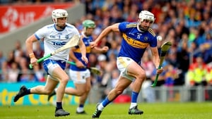 Maher in full flight against Waterford