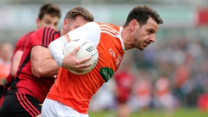 Armagh prevailed with just a one-point win
