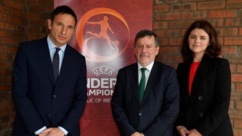 FAI will rebuild trust in Irish football - Mooney