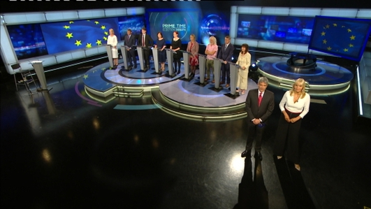Climate action, tax feature in EU Election TV debate