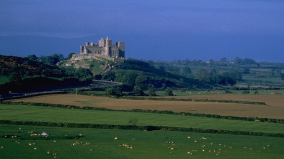 The Rock of Cashel, County Tipperary (1980)