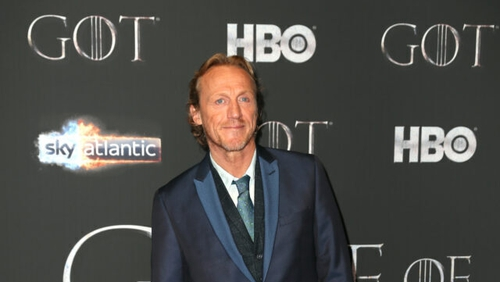 Jerome Flynn attending the Game of Thrones Premiere, held at Waterfront Hall, Belfast.