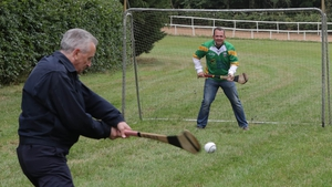 Jim Bolger takes aim at Davy Fitzgerald ahead of last year's Hurling for Cancer event