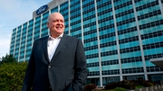 Ford's chief executive Jim Hackett