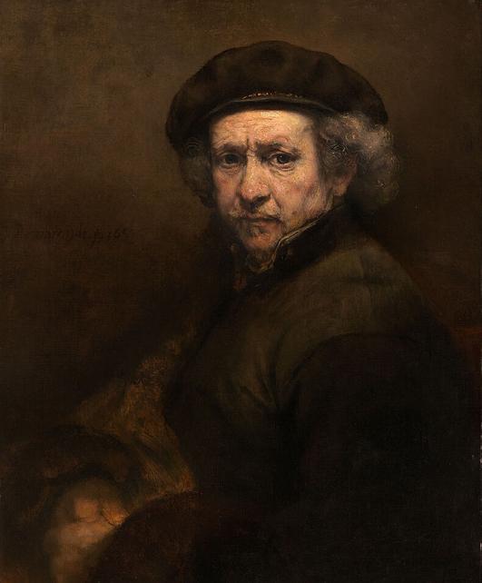 Artistic anniversaries - Rembrandt and Leonardo da Vinci
