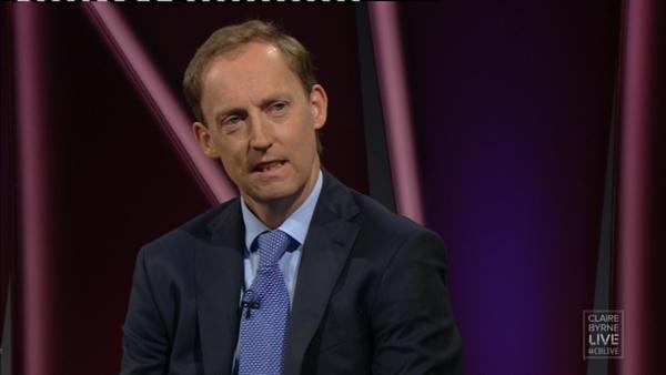 Fianna Fáil MEP Barry Andrews spoke to Sandra Hurley on the Your Politics podcast