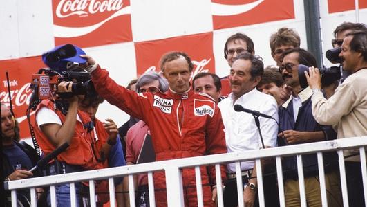 Former F1 champion Niki Lauda dies aged 70