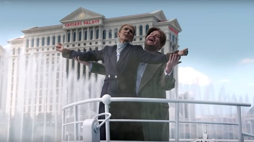 Celine Dion and James Corden recreate famous Titanic scene for Carpool Karaoke