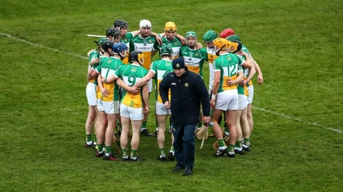 Offaly are in danger of dropping into the Christy Ring Cup
