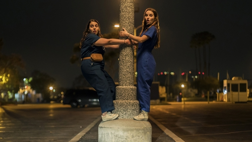 Booksmart is in cinemas now
