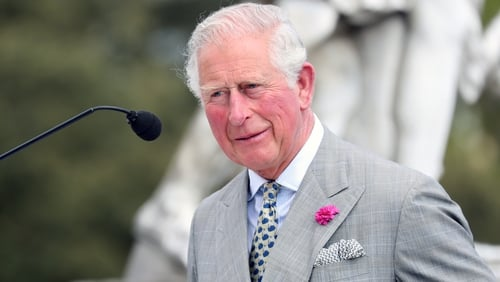 Prince Charles is self-isolating at his home in Scotland