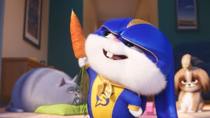 Kevin Hart is back as superhero bunny Snowball