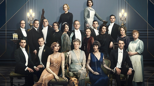 Limber up for the Downton Abbey movie with a box set binge
