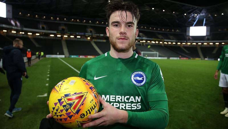 Aaron Connolly & City defender Wilson in U21 squad