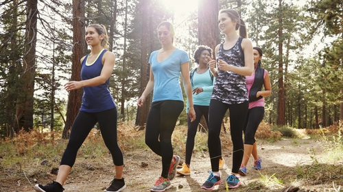 There is overwhelming evidence that exercising outdoors is better for you