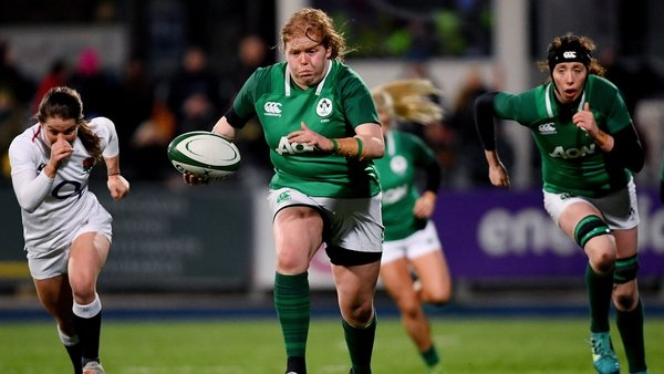 The Irish international joined Harlequins ahead of the 2019 Tyrrells Premier 15s season
