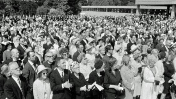 Opening Wesley College (1969)
