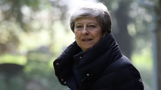 May expected to set out resignation timeline