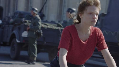 Mélanie Thierry in the brilliant Memoir of War
