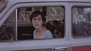 Demian Hernández as Sofía in Too Late to Die Young