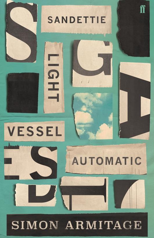 """Sandettie Light Vessel Automatic"" by Simon Armitage"