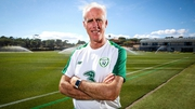 Mick McCarthy is looking forward to the week-long training camp on Portugal's south coast