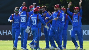Afghanistan levelled the series in Stormont