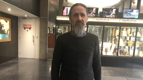 Luke 'Ming' Flanagan described the incident as a 'malicious act of vandalism on my good name'