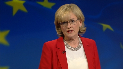 """Mairead McGuinness said resolution would have """"made the situation worse"""""""
