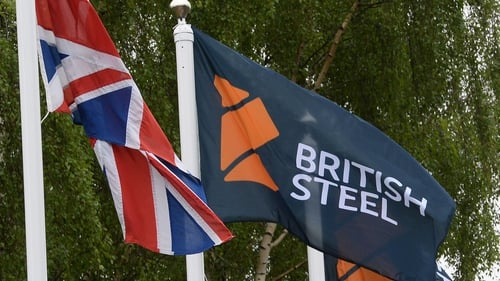 British Steel collapses, costing thousands of jobs