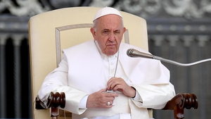 Pope Francis approved the change which has been made to the Italian version of the prayer