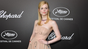 Elle Fanning fainted after wearing this Prada dress at the Cannes Film Festival