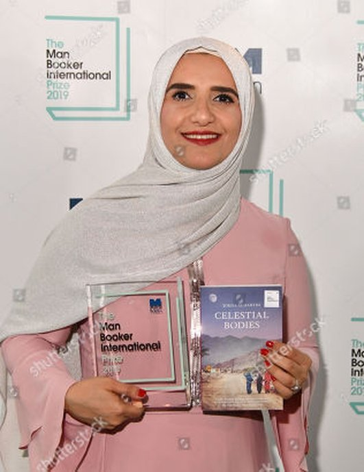 Winner of Man Booker International Prize 2019