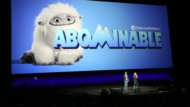 'Abominable' trailer: The Yeti needs to find his way home