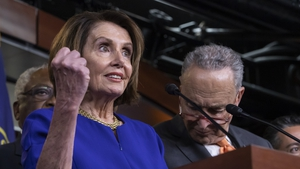 Nancy Pelosi this week announced her support for an investigation after the surfacing of a whistleblower complaint