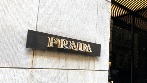 The Prada Group made the announcement yesterday. Photo: Getty